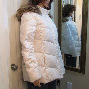 Ladies size -Large- Puffer Coat